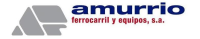 Amurrio Ferrocarril Y Equipos Sa, sponsor of RAIL Live 2019