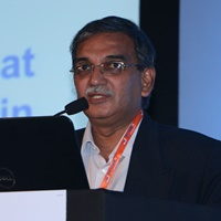 K Bangarurajan at BioPharma India 2017