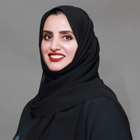 Her Excellency Dr. Aisha Bin Bishr