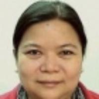 Maria Teresita Lacerna at Power & Electricity World Philippines 2017