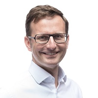Maximilian Hauk, Vice President Technical Planning, BMW Brilliance Automotive