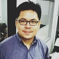 Chris Gutier'ez at Seamless Philippines 2017