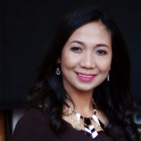 Imelda Reyes at EduTECH Philippines 2018
