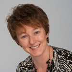 Lynne Hughes at World Orphan Drug Congress 2018