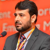 Syed Asad Hasnain Bukhari, Deputy General Manager, Pakistan International Airlines