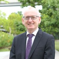 Andrew Walker, President & Pro Vice-Chancellor, Monash University Malaysia