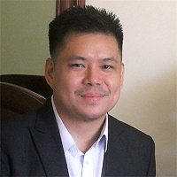 Chris Gutierrez at Seamless Philippines 2018