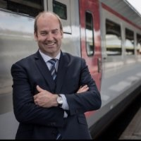 Andreas Bergmann, Chief Executive Officer, TGV Lyria