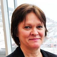 Kristin Kjøge Jansson at World Rail Festival