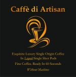 Caffe di Artisan, exhibiting at World Rail Festival 2018