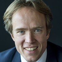 Tjalling Smit, Commercial Director, N.S.