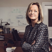 Allison Kirkby, Chief Executive Officer, Tele2