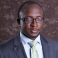 Akeem Lawal at Seamless East Africa 2018