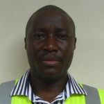 Paul Kabaale, GM Safety, Rift Valley Railways