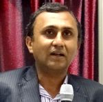 Gaurav Agarwal at East Africa Rail 2017