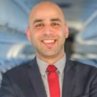 Ahmed Aly at The Aviation Show MENASA 2017