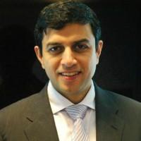 Sanjay Sharma at The Aviation Show MENASA 2017