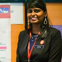 Santha Nair at EduTECH Asia 2018