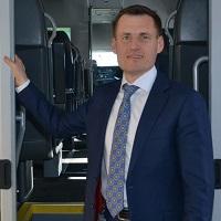 Linas Bauzys, Deputy Director General, Lithuanian Railways