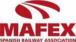 Mafex - Spanish Railway Association, sponsor of World Metro & Light Rail Congress & Expo 2018 - Spanish