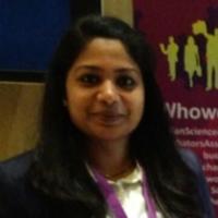 Medha Sonavane at BioPharma India 2017