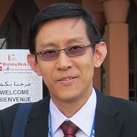 Victor Khoo, Senior Deputy Director, Land Survey Division, Singapore Land Authority