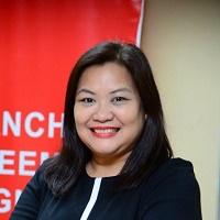 Genee S Salomon at Seamless Philippines 2017