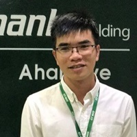 Nguyen Tran Thi at Seamless Vietnam 2017