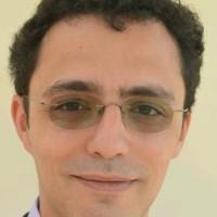 Ali Bou Imajdil at سيملس شمال أفريقيا 2018