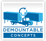 Demountable Concepts, Inc., exhibiting at Home Delivery World 2018