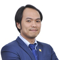 Nguyen Hung Nguyen at Seamless Vietnam 2017