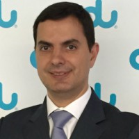 Goncalo Fernandes at Telecoms World Middle East 2017