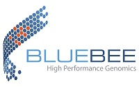 Bluebee, exhibiting at BioData World Congress 2017