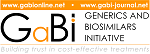 Generics and Biosimilars Initiative (GaBI) at World Biosimilar Congress