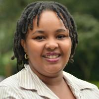 Gladys Kingori at Seamless East Africa 2018