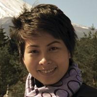 Hana Dinh at Seamless Vietnam 2017