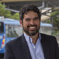 Nicolás Orejuela Botero at World Metro & Light Rail Congress & Expo 2018