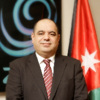 Ahmad Hanandeh at Total Telecom Congress