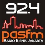92.4fm pasfm Radio Binis Jakarta at Seamless Indonesia 2017