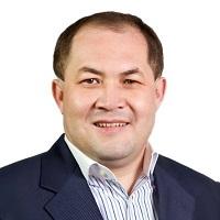 Mukhtar Mussabetov at Quant World Canada 2018
