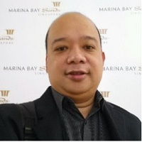 James Indino at Seamless Philippines 2017