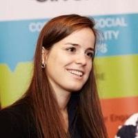 Mrs Laura Da Silva Gomes at World Gaming Executive Summit 2016