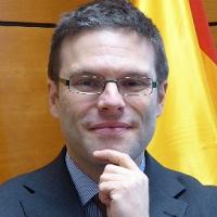 Juan Espinosa Garcia at World Gaming Executive Summit 2018