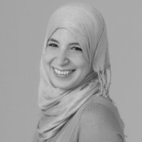 Samya Chahin at Seamless Middle East 2018