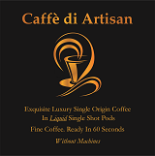 Caffè di Artisan Global Holdings at Aviation Festival Asia 2018
