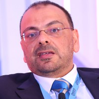 Mohamed Roushdy at Seamless Middle East 2018