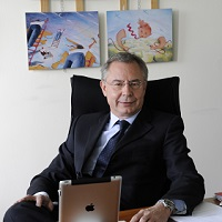 Gianluigi Castelli, Executive Vice President for Innovation and Information Systems, Ferrovie Dello Stato