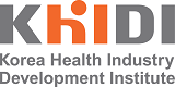 Korea Health Industry Development Institute (KHIDI) at Phar-East 2018