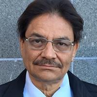 Professor Nalinaksh Vyas at Asia Pacific Rail 2019