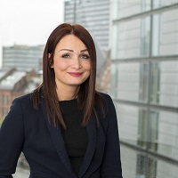Amy Harhoff, Director of Corporate Affairs, Transport for Greater Manchester